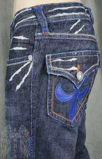 Laguna Beach Jeans Mens SANTA MONICA BEACH Blue Patch
