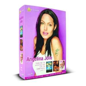 Star Collection Angelina Jolie (3 Filme)  Angelina Jolie
