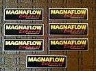 Magnaflow High Performance Exhaust Decals