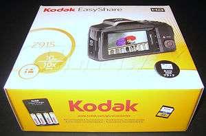 KODAK EASYSHARE Z915 DIGITAL CAMERA ★ 10 MEGAPIXEL ★ 10X OPTICAL