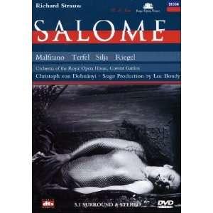 Richard Strauss   Salome  Bryn Terfel, Catherine Malfitano