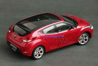 18 Hyundai Veloster Red 2011 CN Dealer Ed Free Shipping