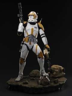 Star Wars Commander Cody Episode III Actionfigur 33cm ARTFX Statue LED