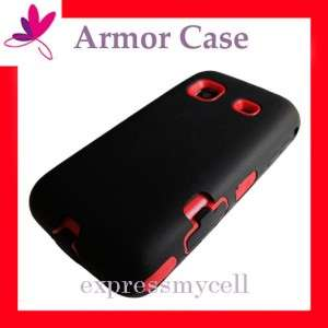 Impact Armor Case Cover Straight Talk SAMSUNG GALAXY PRECEDENT