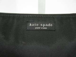 KATE SPADE Black Shoulder Bag Baguette Handbag
