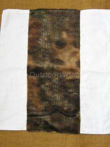 Camo Mossy Oak Break Up Baby Burp Cloth New