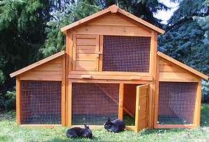 hasenstall xxl hasenk fig kaninchenstall kaninchenk fig. Black Bedroom Furniture Sets. Home Design Ideas