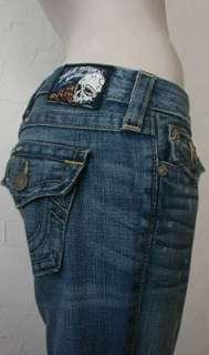 NWT True Religion womens Billy vintage jeans in Missouri