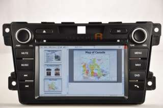 DVD GPS Navigation Radio Double 2 DIN In dash 08 09 10 Player
