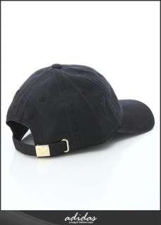 BN Adidas ORIGINALS Adicolor Ball Cap Hat in Black P02137