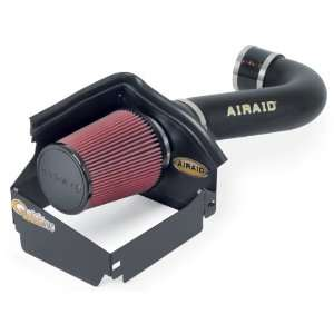 Airaid Air Intake w/Dry SynthaMax, 05 09 Jeep Grand Cherokee 5.7L Hemi