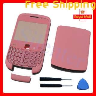Light Blue Housing Cover Case For Blackberry Curve 3G 9300 9330
