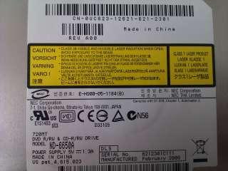 Dell B130 Laptop DVD+RW Drive ND 6650A UC823