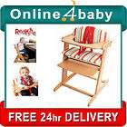 NEW RED KITE FEED ME TRUFFLE BABY FEEDING HIGH CHAIR items in