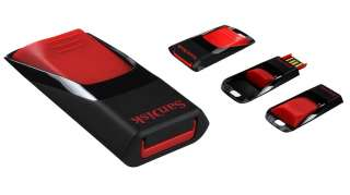 SANDISK 16GB EDGE USB 2.0 MEMORY STICK PEN DRIVE