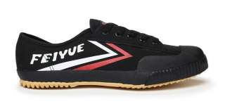 FEIYUE NOIR rouge blanc NEW baskets canvas black red white 37→45