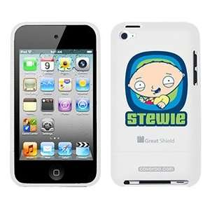 Stewie Griffin from Family Guy on iPod Touch 4g