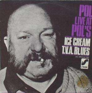Pol (Pols Jazz Club)   Ice Cream   SP   Disques Smoke