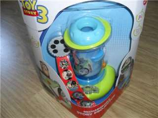 BNWT DISNEY TOY STORY 3 1 RECHARGEABLE PROJECTOR LIGHT