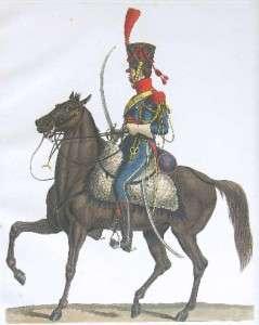 Uniform prints, Napoleonic, Pre & Post Napoleonic, French Prussian