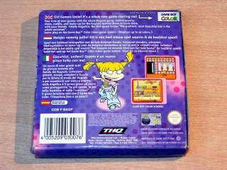 Nintendo Gameboy Color   Rugrats  Totally Angelica