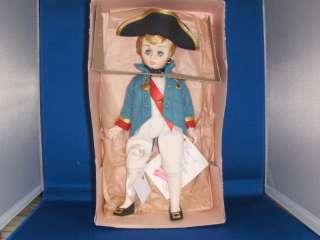 Madame Alexander Doll, Lord Nelson #1336 NIB