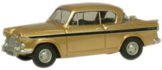 Oxford Railway Scale Sunbeam Rapier Mk III Gold/Black