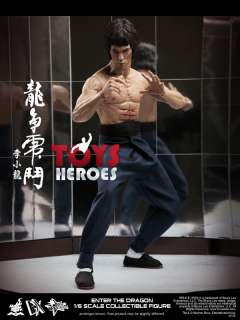 HOT TOYS BRUCE LEE ENTER THE DRAGON MMS DX 04 Disponibile