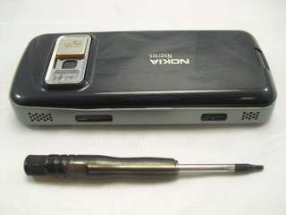 GENUINE NOKIA N79 FULL HOUSING WITH KEYPAD SILVER TOOL