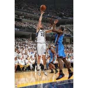 Oklahoma City Thunder v Memphis Grizzlies   Game Four, Memphis