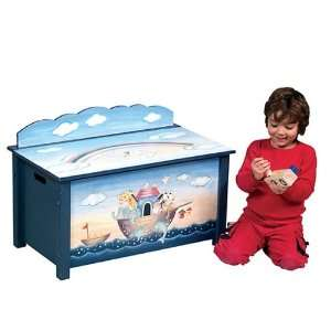 GuideCraft Noahs Ark Toy Box Kitchen & Dining