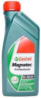 Castrol Magnatec B4 5W 40 VW 505 01 Pumpe Düse   8x1 L