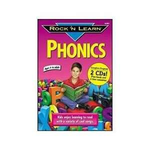 Rock N Learn Phonics for Learning to Read. Volume I, BOOK