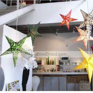 Wholesale Crystal Big Star Shape Romantic Pendent Lamp   DinoDirect