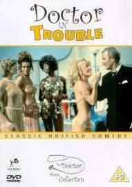Doctor In Trouble DVD 2003 5037115032232