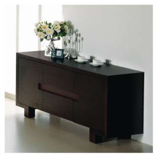 Hokku Designs Etch Buffet in Wenge   Fudi Cvg