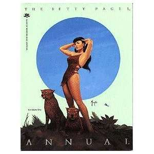 The Betty Pages Annual, #2: Greg Theakston, Betty Page: Books