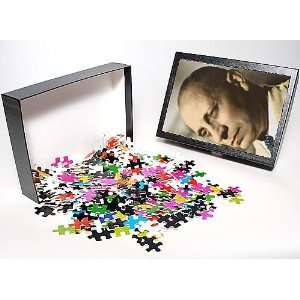 Jigsaw Puzzle of Erich Von Stroheim from Mary Evans: Toys & Games