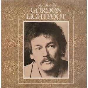 BEST OF LP (VINYL) UK WARNER BROS 1981 GORDON LIGHTFOOT Music