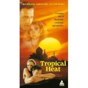 Tropical Heat [VHS]: Rick Rossovich, Maryam dAbo, Lee
