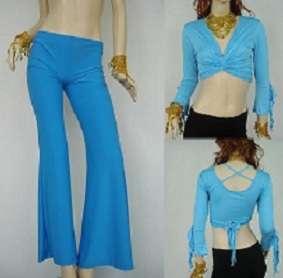 Belly Dance/Yoga Practice Pants Bell Bottom DancingAP01