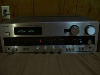 Sony ☛STR 5800SD ☛FM Stereo ☛FM/AM Receiver ☛Tested ☛Low
