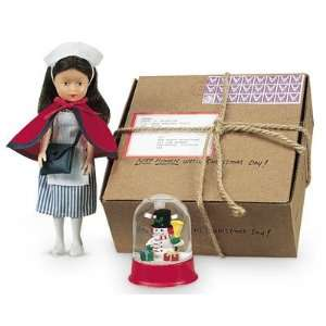 American Girl Mollys Christmas Box : Toys & Games :