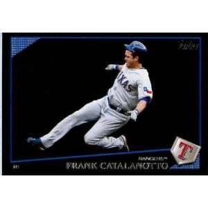 2009 Topps Black Border Baseball Card # 178 Frank