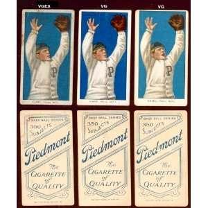 1909 t206 tobacco (baseball) Card# 252 otto knabe of the