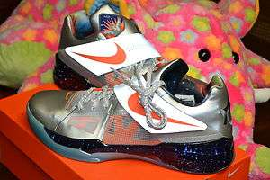NIKE AIR ZOOM KOBE VII KD IV ALL STAR 2012 FOAMPOSITE GALAXY