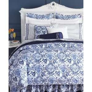 Ralph Lauren Palm Harbor Octagonal Queen Comforter