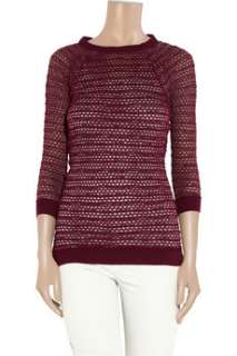 Isabel Marant Milena cutout stretch jersey top    Now at THE