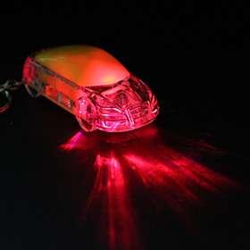 € 2.74   Mode Kunststoff Auto Schlüsselanhänger LED Taschenlampe