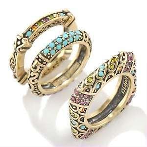 Heidi Daus Wear Ever You Want Stackable Ring Set